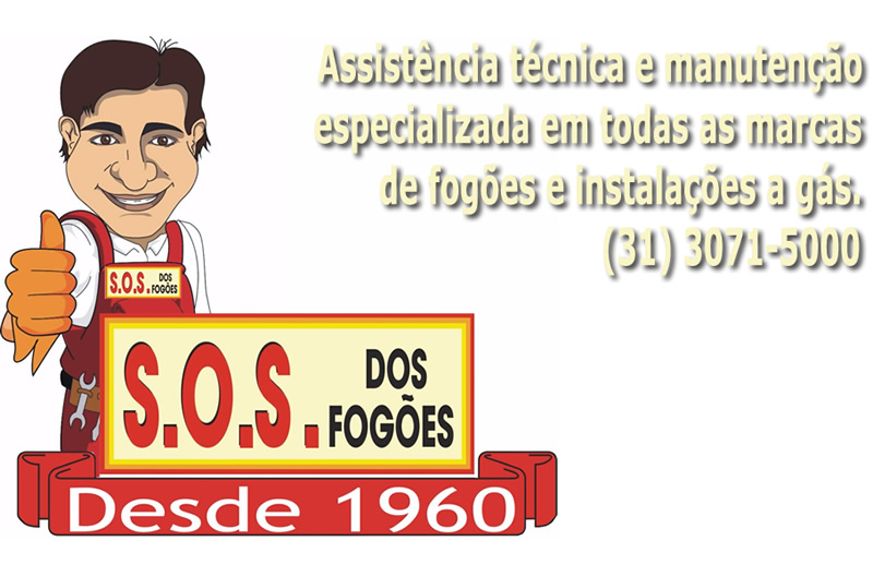SOS DOS FOGÕES